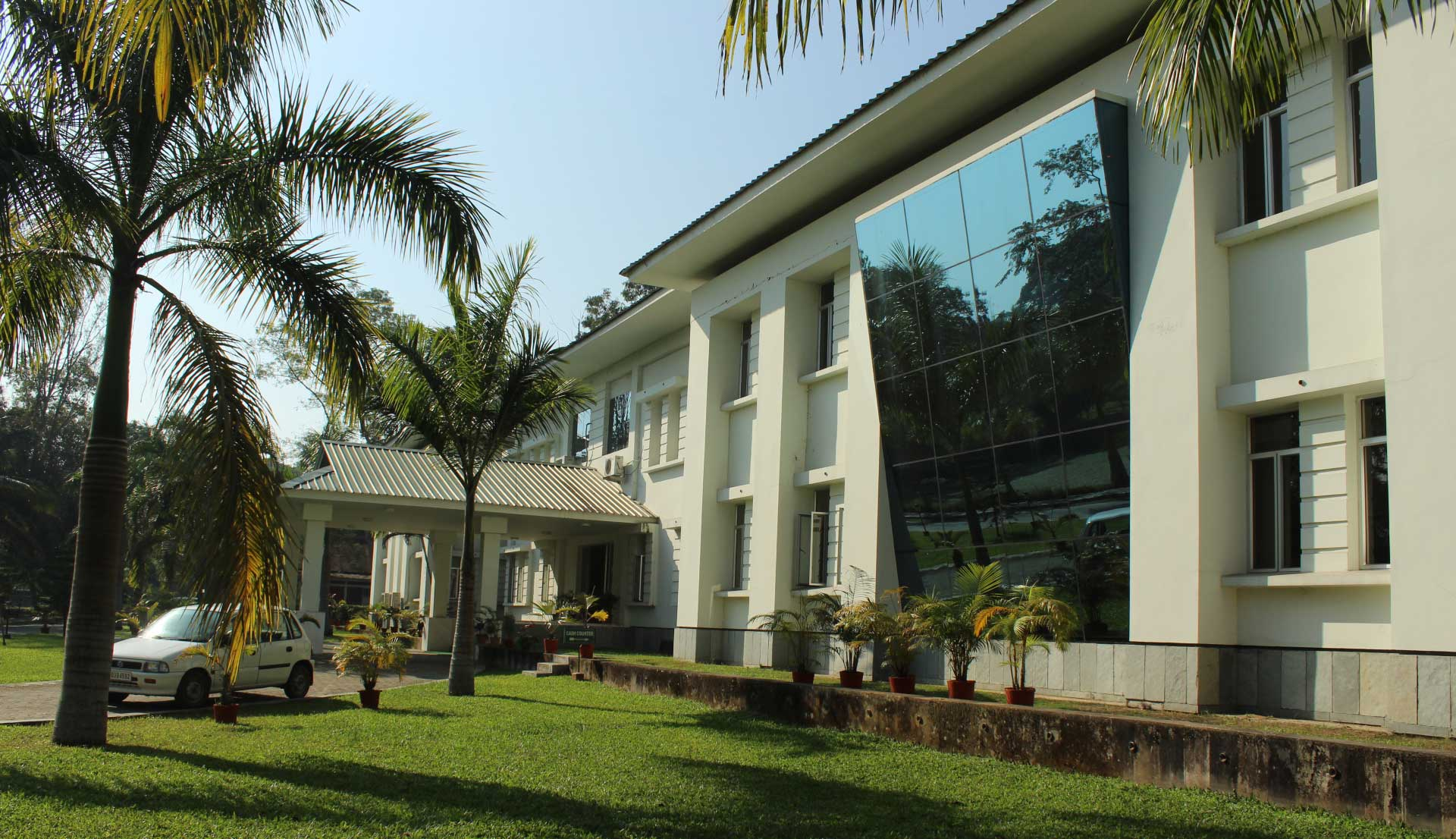 tocklai-TRA-building